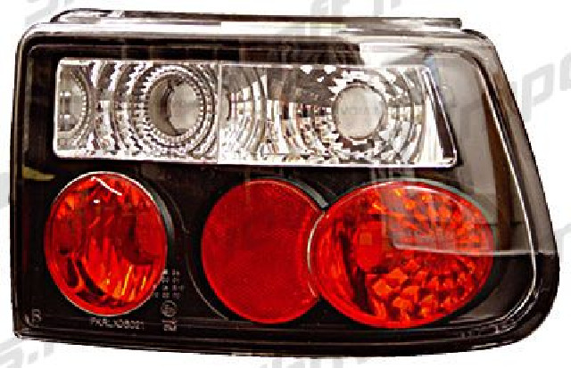 Opel Astra F 3/5D 91-98 Black Taillights