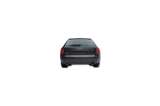 FOX Audi A6/ S6 Typ 4B quattro  Endschalldämpfer rechts/links - 115x85 Typ 32  rechts/links