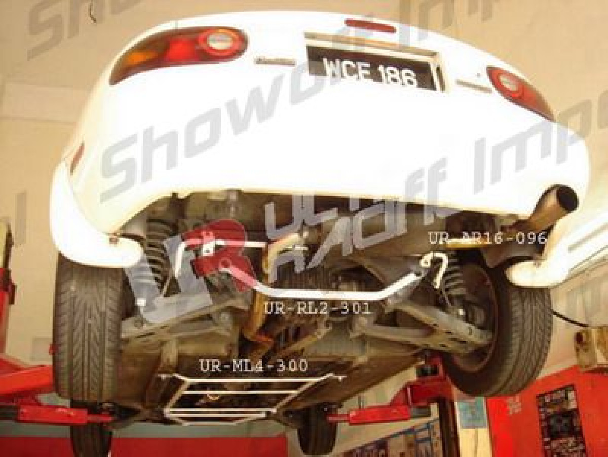 Mazda MX5 NA 90-98 UltraRacing 4-Point Mid Lower Brace