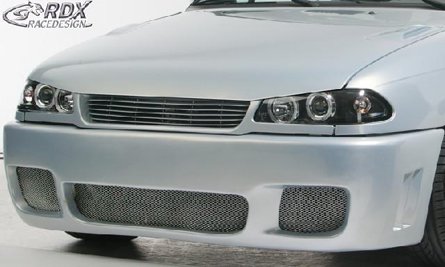 Motorhaubenverlängerung Opel Astra F Böser Blick