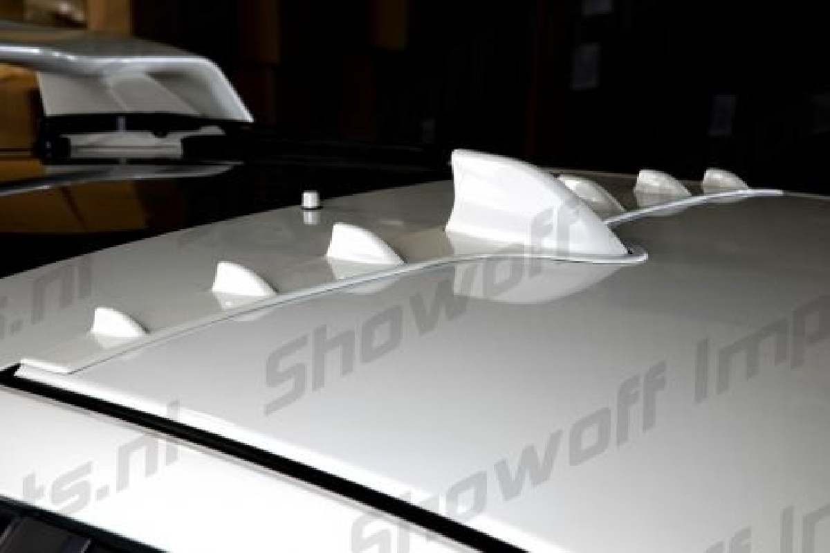 Honda CRZ 10+ ABS Roof Fin Spoiler Dachspoiler