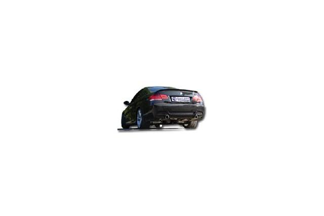 FOX BMW E90/91/92 335i/335d  Endschalldämpfer rechts/links - 1x90 Typ 17 rechts/links