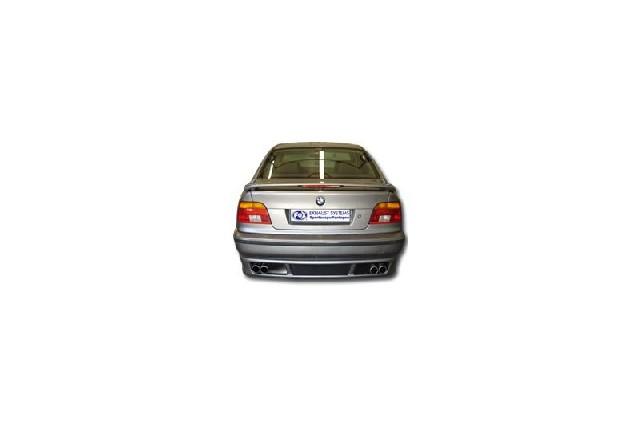 FOX BMW E39 520i/ 523i/ 525i/ 528i - Limousine  Endschalldämpfer Ausgang rechts/links - 2x76 Typ 13 rechts/links