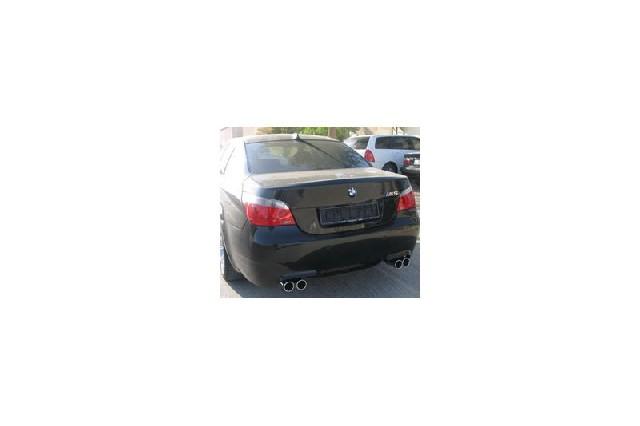 FOX BMW E60 M5  Endschalldämpfer rechts/links - 2x80 Typ 13 rechts/links