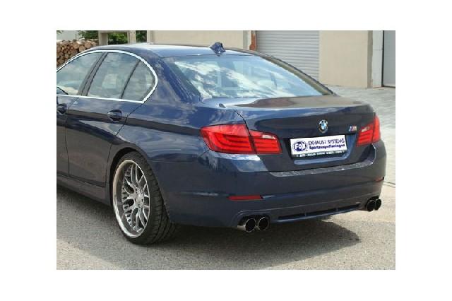 FOX BMW F10 530d/535d  Endschalldämpfer rechts/links - 2x90 Typ 10 rechts/links