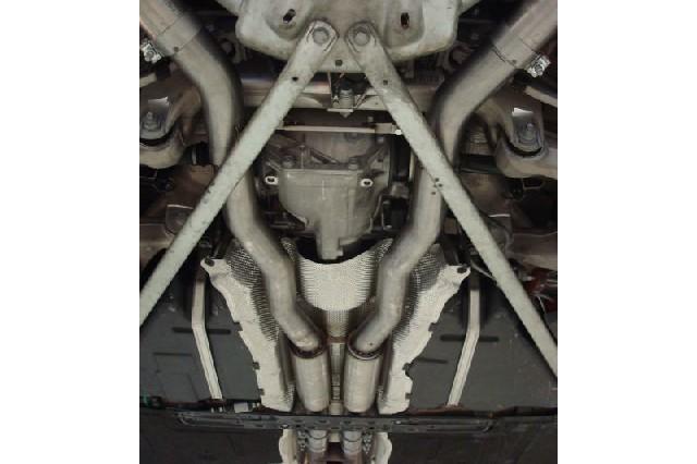 FOX BMW F12 650i Cabrio  Vorschalldämpfer rechts/links