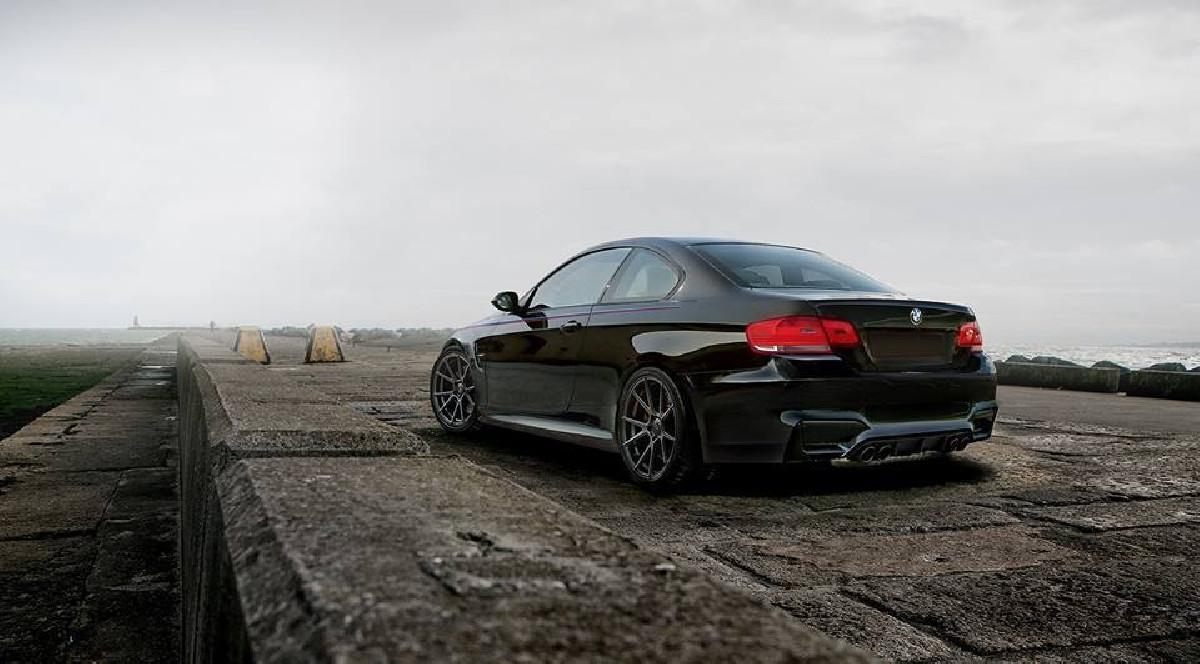 Heckstoßstange BMW E92 E93 06-13 Cabrio und Coupe