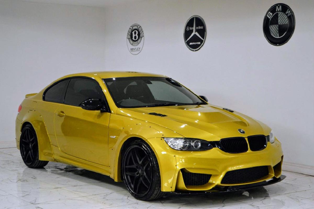 BMW E92 E93 Cabrio , Coupe Breitbau Bodykit  Bj.06-10