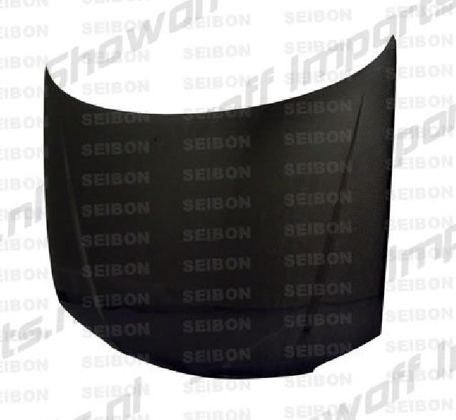 Mazda 323 FBJ /Protege 01-03 Seibon OEM Carbon Hood