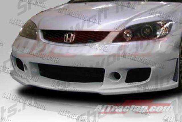 Honda Civic 04-06 Coupe ZEN/Buddyclub2 Front Bumper AIT
