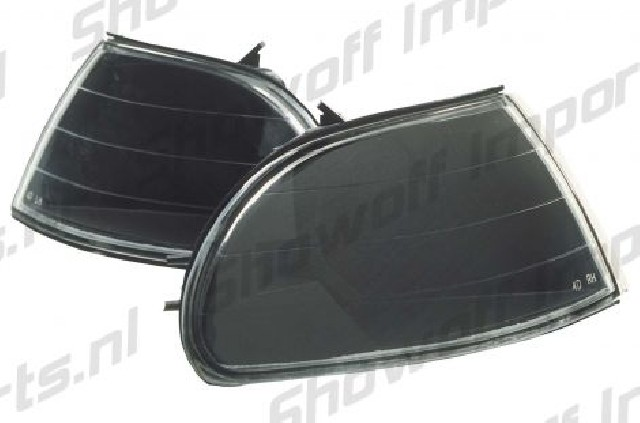 Honda Civic 92-95 4D JDM black Front Cornerlights