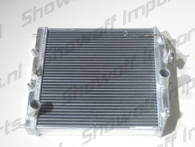 Honda Civic 92-00 /Delsol SOHC 42mm Aluminium Radiator