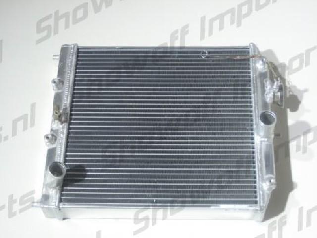 Honda Civic 92-00 /Delsol SOHC 42mm Aluminium Radiator