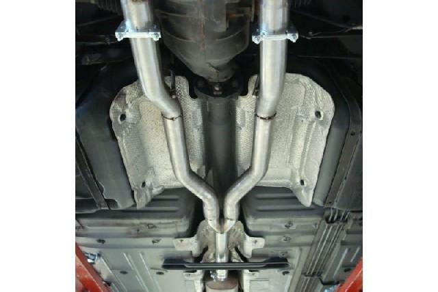 FOX Chrysler 300C 3,0l CRD  Verbindungsrohr ESD/ Kat