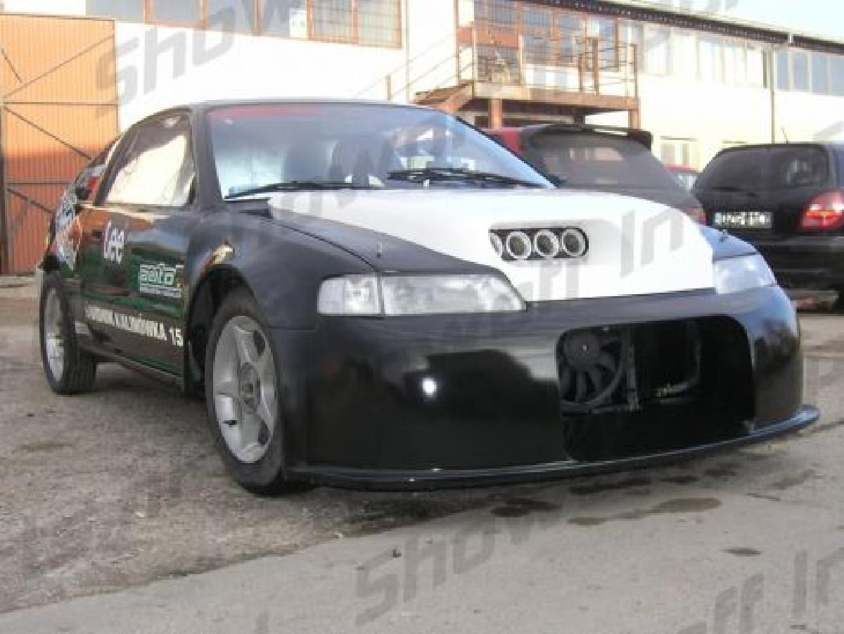 Honda CRX 90-91 VTEC Frontbumper DRAGRACE