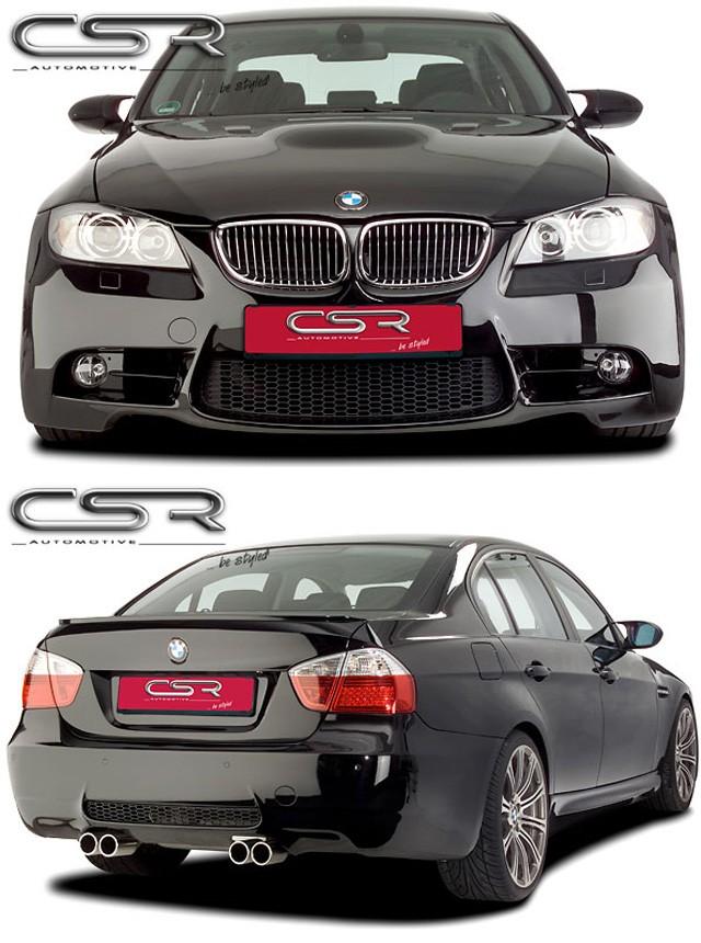 CSR Bodykit BMW 3er E90 Limousine 2005-09/2008