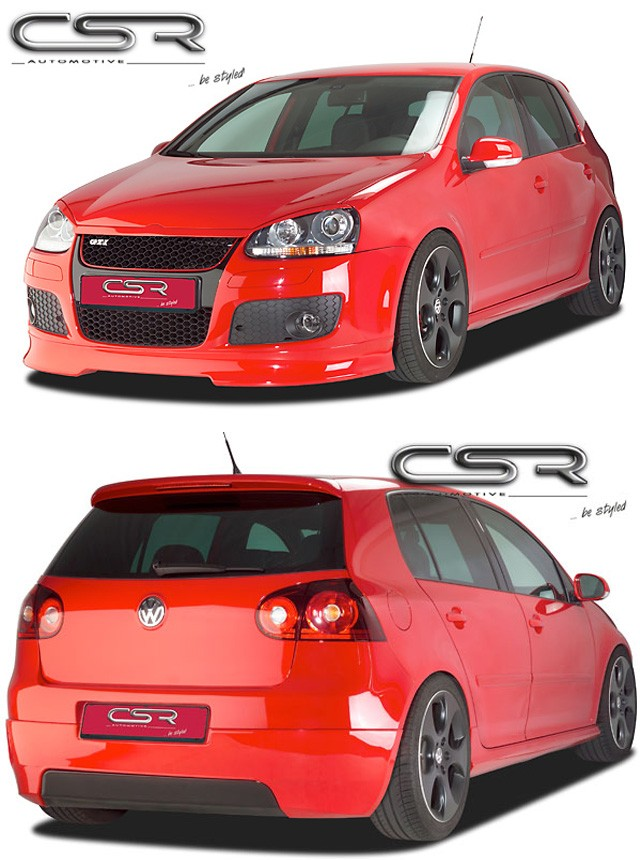 CSR Bodykit VW Golf 5