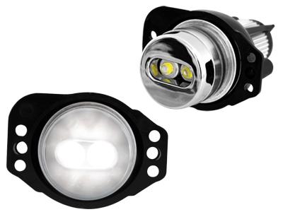 Halogen auf LED-Umrüstkit E90 für Standlichtringe