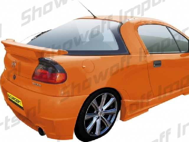 Opel Tigra A Basic Rear Spoiler [Carcept]