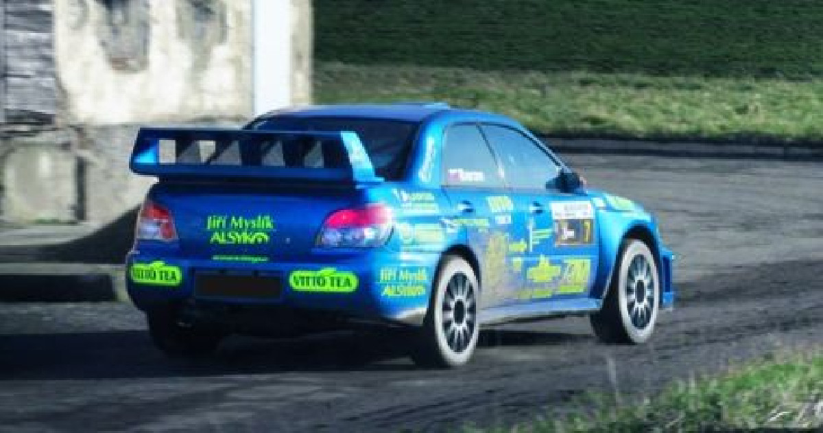 Subaru Impreza WRX 04-05 Wide Rear Fenders WRC Style