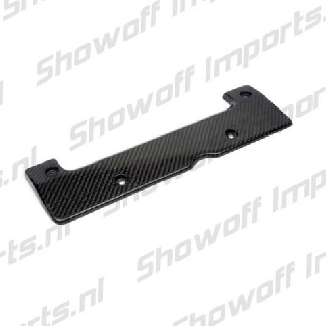 Honda K20/24 Carbon Spark Plug Cover Carbontrenz