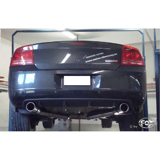 Dodge Charger Endschalldämpfer rechts/links - 1x100  rechts/links