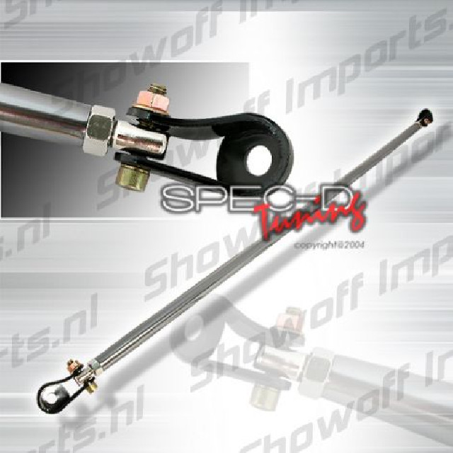 Honda Civic/CRX 88-91 C-Pillar Bar