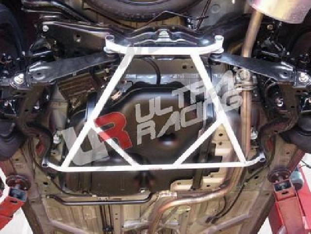 Honda Civic 01-05 2/4D / Stream 07+ Ultra-R 4P Rear Brace