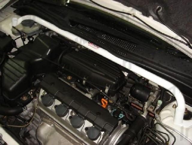 Honda Civic 01-05 3D (+Type-R) Ultra-R Rear Upper Strutbar