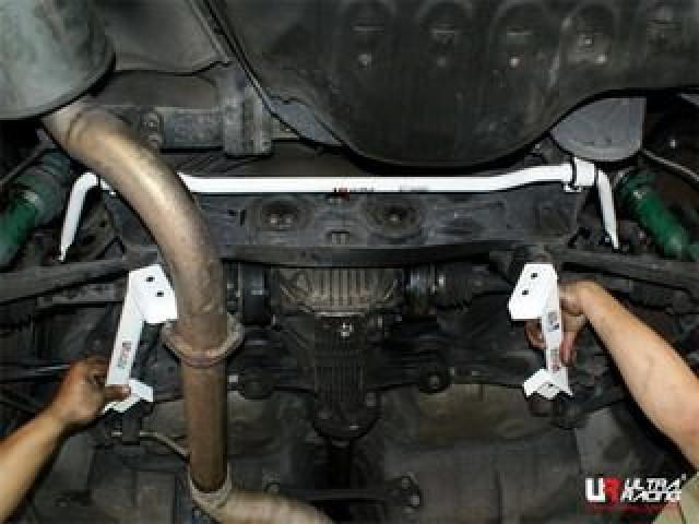 Toyota Supra MK IV 93-98 UltraRacing 2x 2P Rear/Side Braces