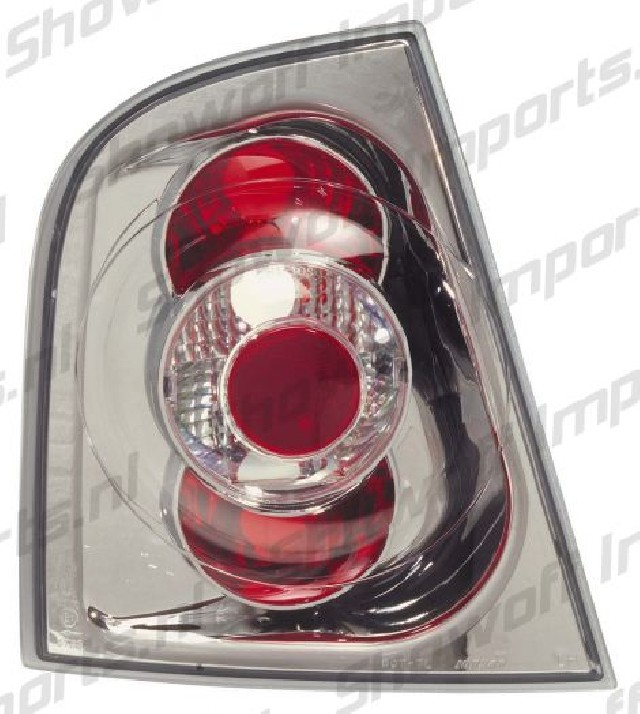 Skoda Octavia 00-04 Chrome Taillights