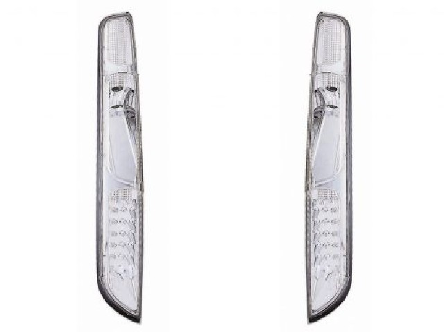 Ford Focus Mk2 08-11 LED Taillights Set Clear
