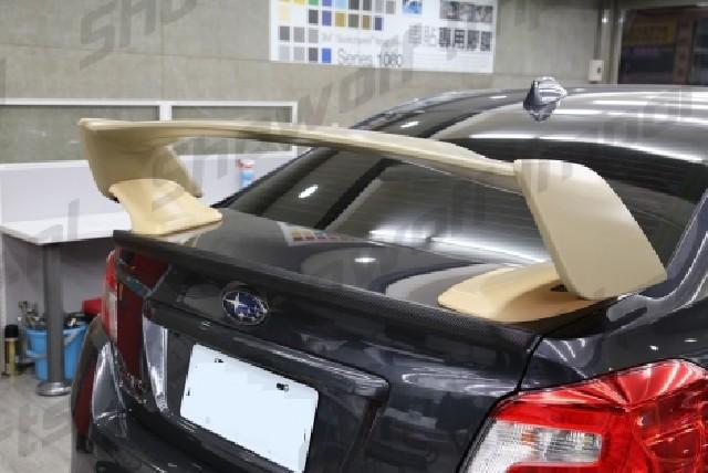 Subaru Impreza WRX 14+ STI Style Spoiler 3pc