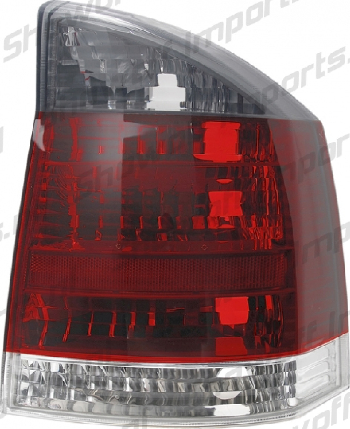 Opel Vectra C 02+ Sedan/Hatchback Smoke/Red Taillights