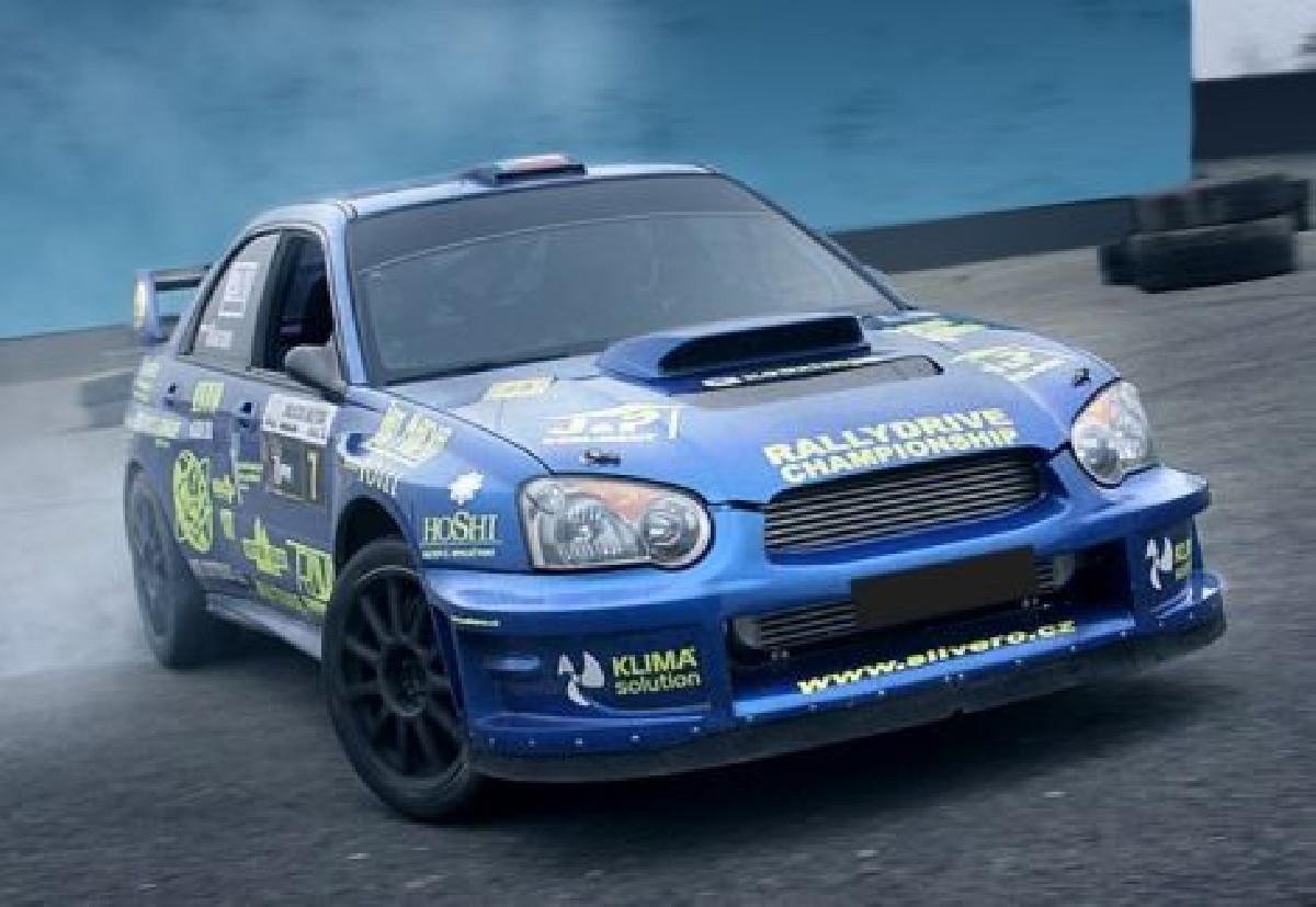Subaru Impreza WRX 04-05 Front Bumper WRC Style