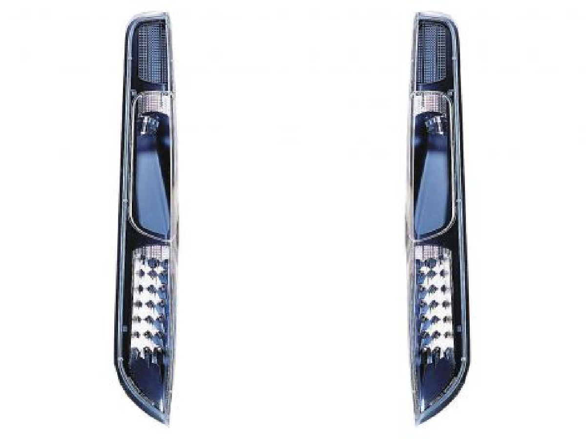 Ford Focus Mk2 08-11 LED Taillights Set Black