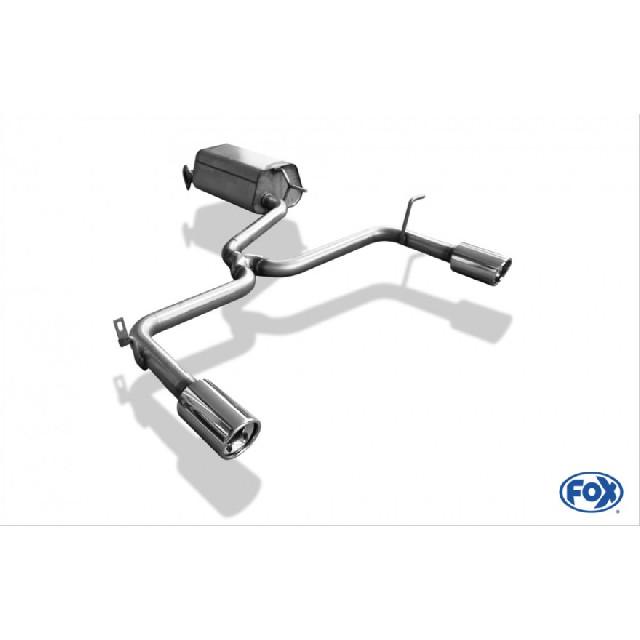Startseite PKW Hyundai i30 Hyundai i30 - CZ Endschalldämpfer - 1x90 Typ 17 rechts/links Hyundai i30 - Korea … Hyundai i30 - CZ Endschalldämpfer - 1x90 Typ 17 rechts/links