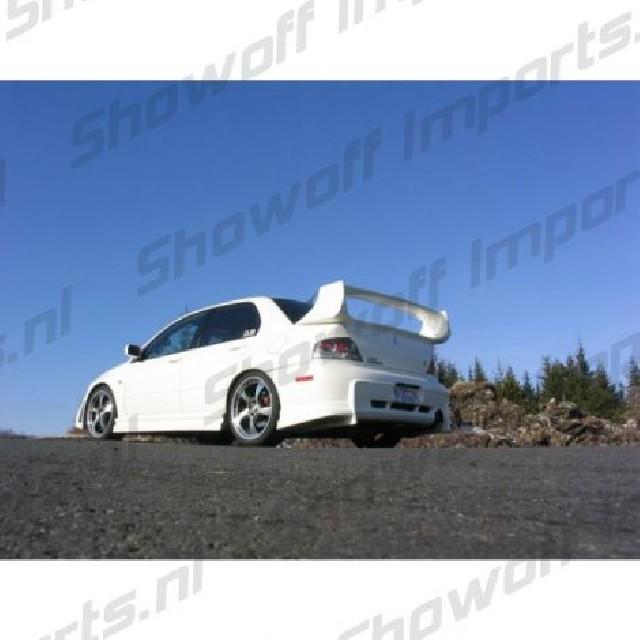 Mitsubishi Lancer EVO VIII VS Rear Bumper [AIT]
