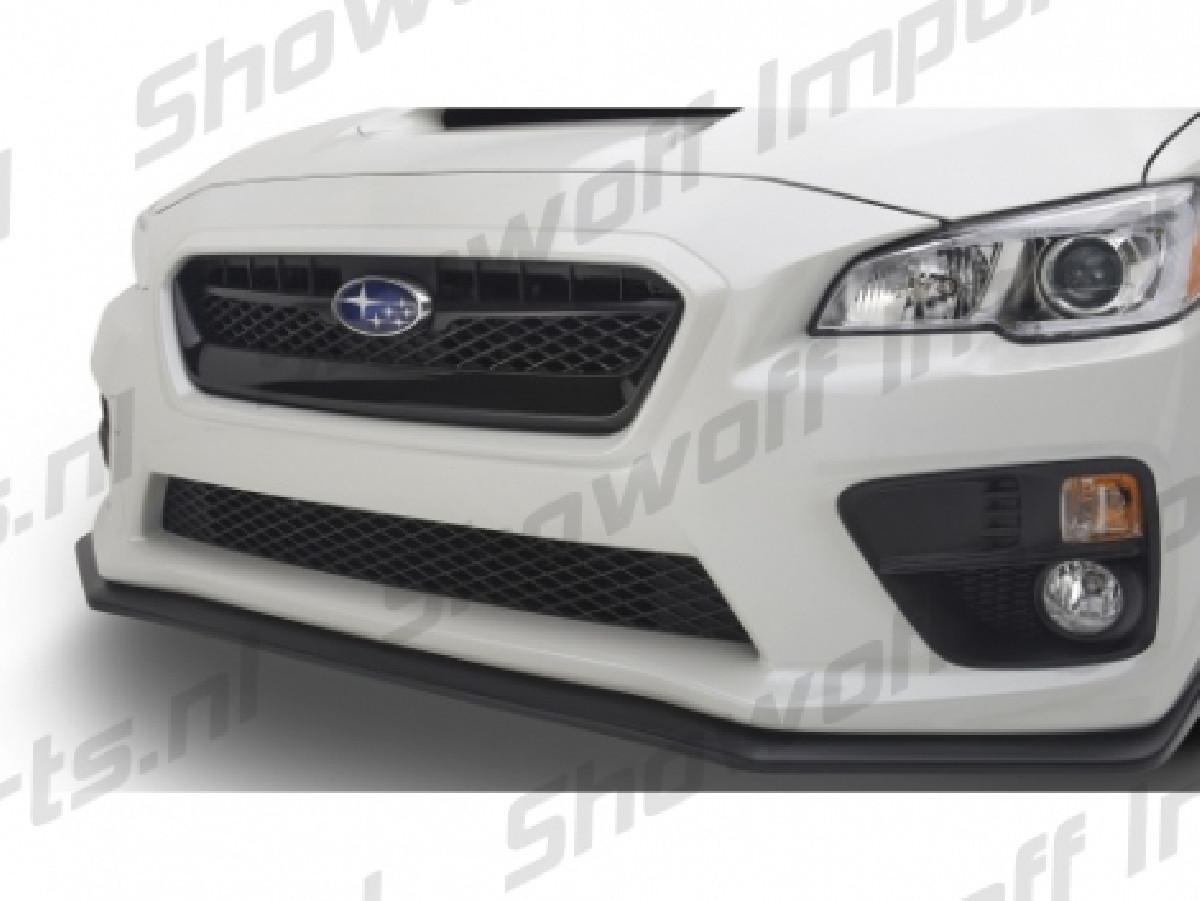 Subaru Impreza WRX 14+ STI Style Front Lip ABS