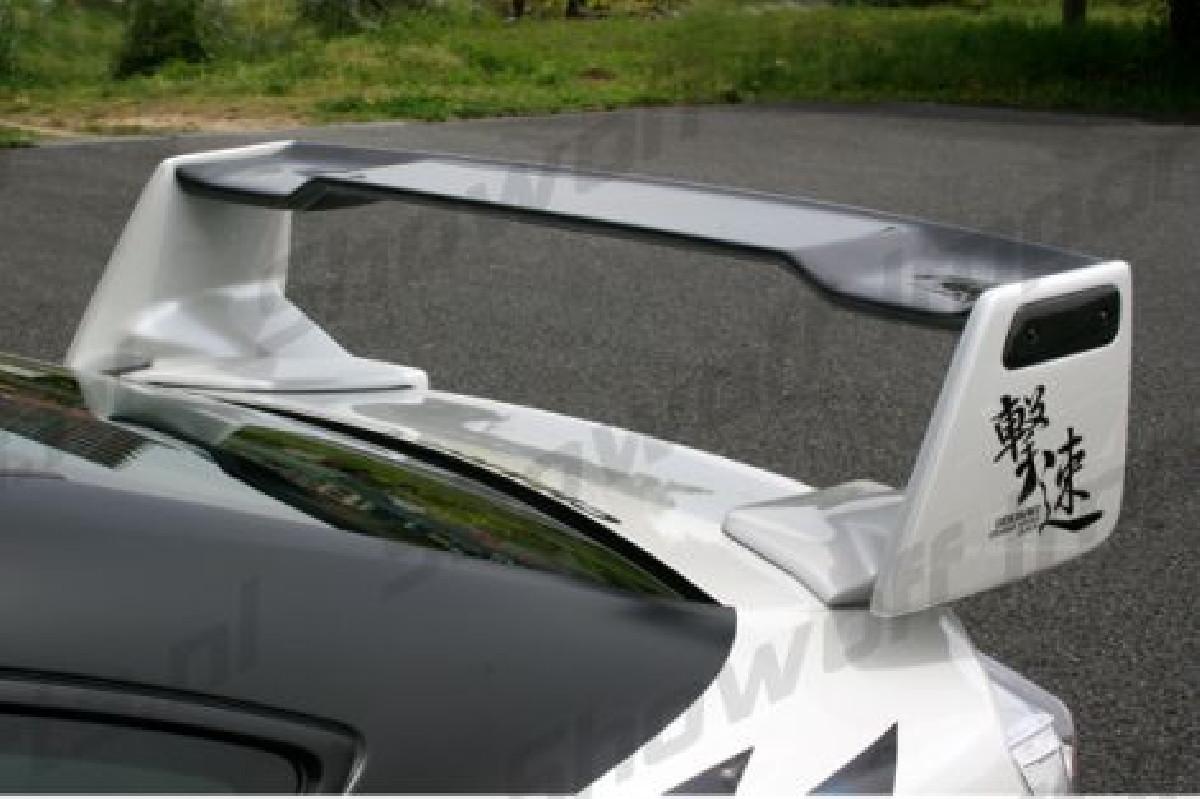 Subaru BRZ/ Toyota GT86 Type 1 Rear Wing + 3D Flap (FRP)