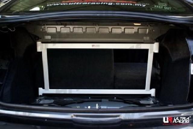 Mazda 3 BL 09+ 4D UltraRacing 4-Point Rear Strutbar