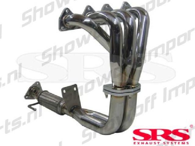 Honda Prelude 97-01 SRS 2.2i Stainless Steel 4-2-1 Header