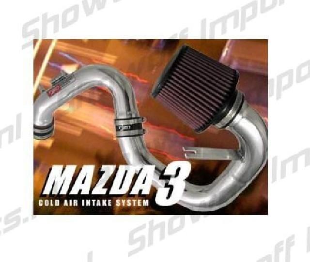 Mazda 3 04+ 2.0L Cold Air Intake System [INJEN]