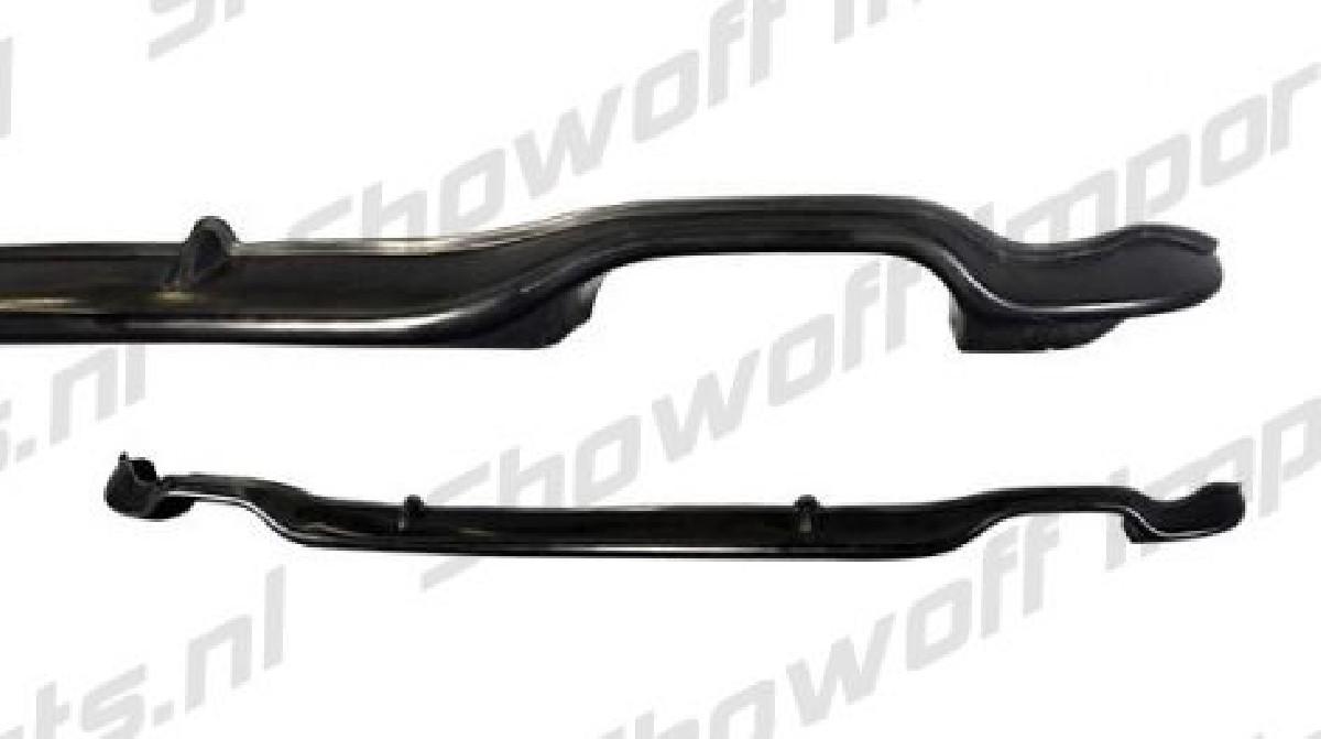 Subaru BRZ 13-14 Polyurethane Rear Bumper Lip