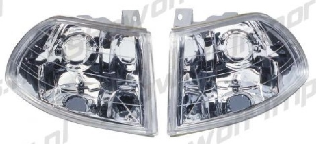Honda Civic 2/3D 92-95 EuroClear Front Cornerlights