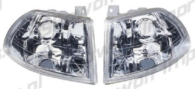 Honda Civic 4-drs 92-95 EuroClear Front Cornerlights