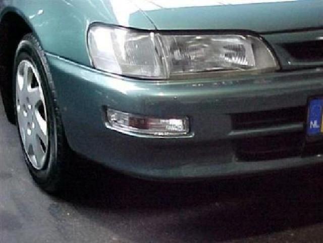 Toyota Corolla 92-96 E10 LXS Front Bumper Lights