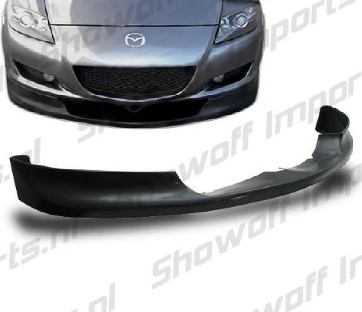 Mazda RX8 04-07 Type-S Urethane Front Bumperlip