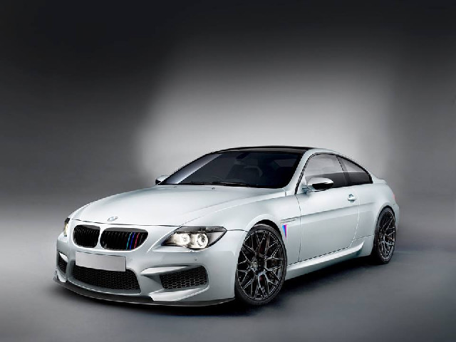 Frontlippe für Stoßstange SG-MM06 BMW E63 E64 Baujahr 03-10 Cabrio, Coupe