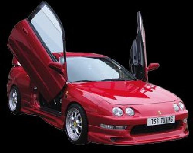 Front-Ansatz Honda Integra 98-00